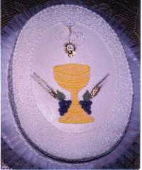 Torta bautizo y primera comunion, tortas de bautismo