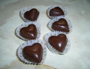 Bombones de Chocolate para el Día de la Madre