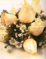 Bouquet De Flores Naturales Para Decoracion De Tortas Dulces De