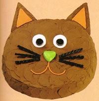 Torta Gato halloween