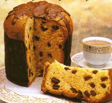 Paneton o Pan dulce - receta 2