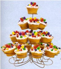 Muffins colores