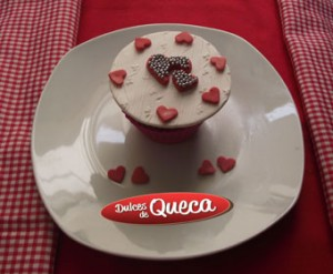 Cupc.san valentin corzones dobles