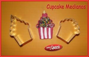 Cupcake Medianos