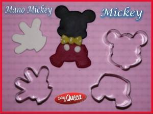 Mickey y su mano
