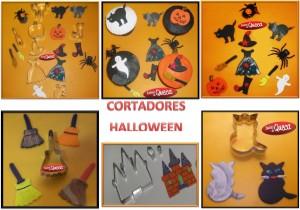 Cortadores Halloween 2013.