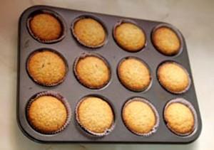 Cupcakes de avena .fac.