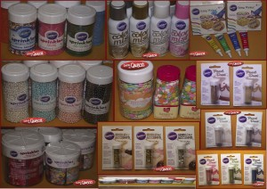 collage productos wilton