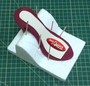 Armado zapato- 1