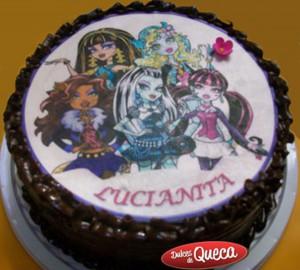 Torta chocolate Lucianita