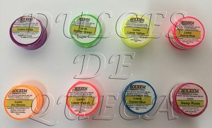 colorantes neon- 8 tonos